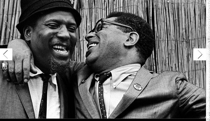 Two great Jazzmen