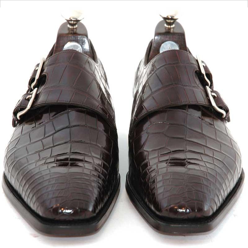 Men Shoe Prada Monk