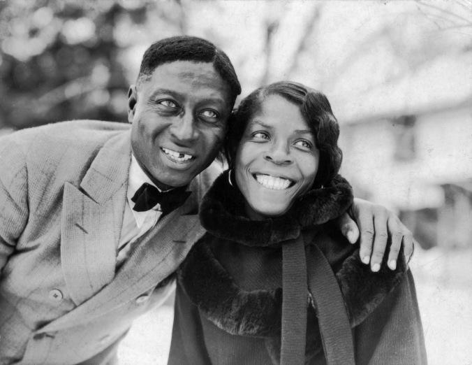 The Ledbetters: Huddie & Martha Promise