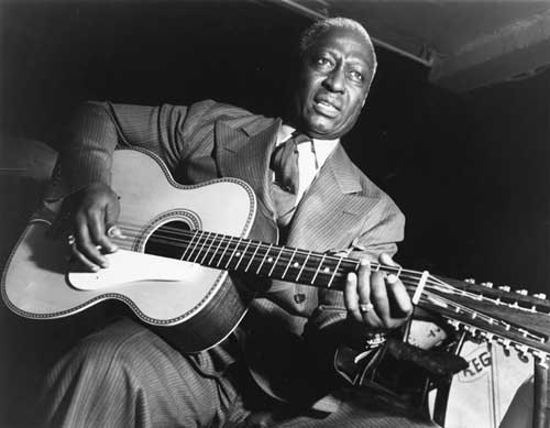 Lead Belly: AfroFogey Styled.